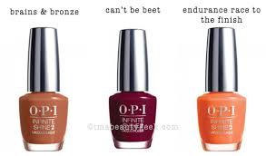 shades or orange opi infinite shine is coming soon beautygeeks