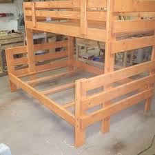 Hardwood Bunk Bed Custom Bunk Beds And Loft Beds Custommade