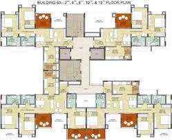 Serenity Floor Plan Kalpataru Serenity In Manjari Pune Price Location Map Floor