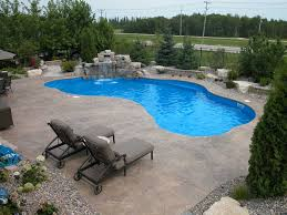 Patio And Pool Designs Alluring Swimming Pool Patio Designs About Home Interior Designing
