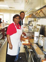 home cooking at ye old country kitchen in snow camp meet and