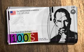 in steve we trust dollar redesign project puts apple ceo on