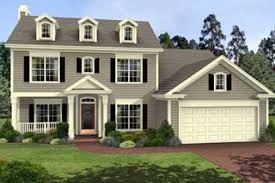 small 3 story house plans colonial 3 story house plans 2 story colonial style house small