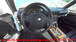 bmw z3 parting out 2000 bmw z3 stock 6158bk tls auto recycling