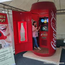 Coke Can Six Flags Event Sm Pampanga Coke Studio Ph Roadshow Cute And Dainty