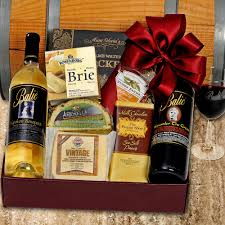 cheese gift baskets white cheese gift basket