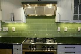 green glass tiles for kitchen backsplashes charming green backsplash tile ideas green tile green glass subway