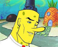 Spongebob Meme Face - image 81483 handsome face know your meme