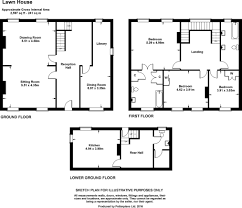 georgian house floor plans uk coton house country estate rugby