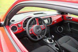 volkswagen new beetle interior it u0027s a first class interior upgrade the truth about cars