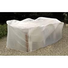 housse pour mobilier de jardin housse de protection bache pour salon ou table de jardin