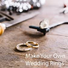 make your own wedding ring make your own wedding rings jewellery silversmithing classes