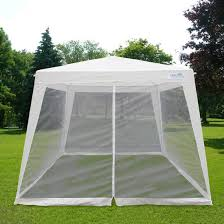Outdoor Screen House by Amazon Com Quictent 10 U0027x10 U0027 7 9 U0027x7 9 U0027 Outdoor Trapezoid Canopy