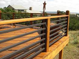 Cheap Banister Ideas Metal Deck Railing Ideas Cheap U2014 Railing Stairs And Kitchen Design