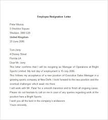 Staff Resume In Word Format sle of resignation letter for office staff resume layout 2017
