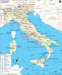 Blank Map Of Mediterranean by Italy Map Printable And Detailed Map Of Italy
