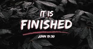 friday crucifixion u2013 u201cit is finished u201d john 19 30 strands of