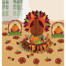 decoracion mesa otoño thanksgiving