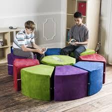 jaxx octagon arrangement kids novelty chair products