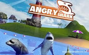 shark apk angry shark simulator 3d mod apk v1 5 mod money android