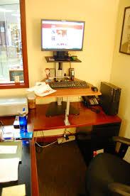 get up stand up adjustable height desk ergo desktop