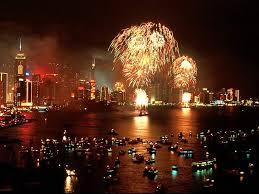 celebration of new year and the beginnig of efnet