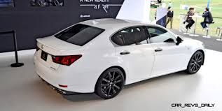 white lexus is 250 red interior 2015 lexus gs350 crafted line aces style mood in bright white over