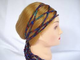 hippie hair bands 17 best pieces images on pieces chain