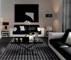 Ica Home Decor by Modern Black And White Living Room Decor And White Modern Living