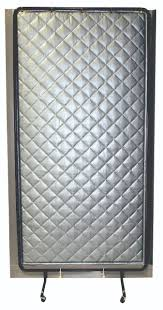 Sound Barrier Curtain Sound Screen Free Standing Sound Absorbing Panels
