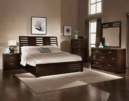 paint ideas for bedroom including wall mounted triple dark brown