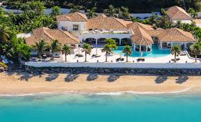 best st martin beach vacation rentals and waterfront villas