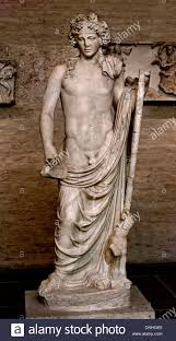 dionysus greek god statue dionysus god of the grape harvest wine making roman copy after