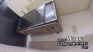 easy way how to take down or mount under the cabinet counter top easy way how to take down or mount under the cabinet counter top space making microwaves youtube