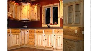 Kitchen Cabinets Pine Stunning White Color Knotty Pine Kitchen Cabinets Come With