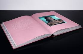 naomi campbell releases 1 750 self titled coffee table book