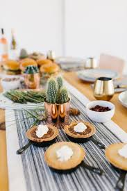 11 completely modern thanksgiving decor and diy ideas hunker