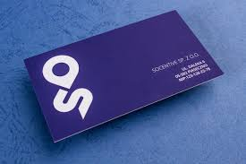smooth uncoated business cards luxury printing