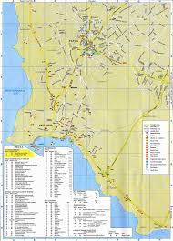 Map Of Cyprus Paphos Maps Paphos Area Map And Paphos City Map