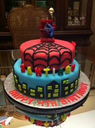 spiderman birthday cake ideas 52362 ever after cake design