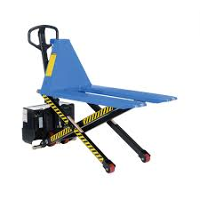 Convertible Dolly Home Depot by Vestil 3000 Lb Capacity 21 In Fork Width Dc Powered Tote Lifter