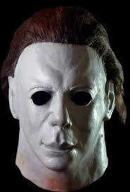 michael myers mask michael myers ii hospital mask licensed by trick or