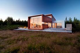 Minarc Ice House  A Modern Green Home High Value Interior - Modern green home designs
