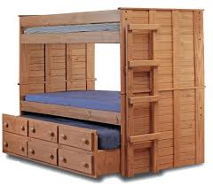 White Bunk Bed With Stairs Surprising Bunk Beds With Trundle And Drawers Photos Image Of