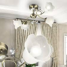 Antike Schlafzimmer Lampen Antike Messing Glas Beleuchtung Landhausstil Lampe Wohnzimmer