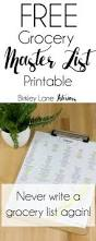 blank printable grocery list template best 25 grocery list printable ideas on pinterest free free grocery master list printable