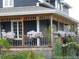 Balcony Planter Box by Garden Design How To Landscape Your Deck Or Balcony With Flowers
