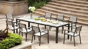 brilliant metal ideas patio chairs grey square modern metal metal