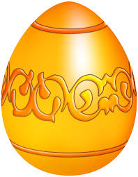 easter yellow decorative egg png clip art best web clipart