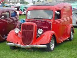 ford delivery truck photo gallery of ford panel trucks and sedan deliveries